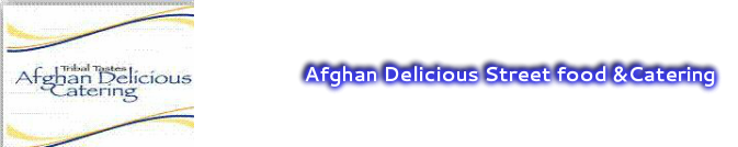 Afghan Delicious food catering and street food, Authentic tribal taste from Afghanistan, based in Puget sound Seattle WA area.